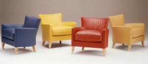 VICTORIA ensemble fauteuils cuir