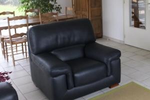 THASOS ensemble canapés fauteuil bleu marine (2)