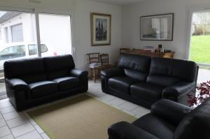 THASOS ensemble canapés fauteuil bleu marine (4)