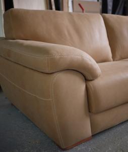 JOKER canapé 220cm en cuir tundra 601 (2)