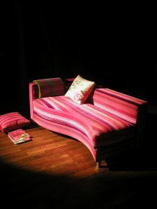 Canapé QI tissu