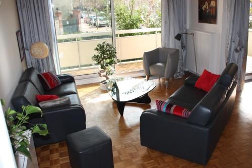 SWANN ATHENA canapés anthracite et MAROUA fauteuil gris moyen (1)